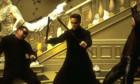 Keanu Reeves holte sich bei den «Matrix»-Sequels blaue Flecken