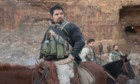 Photos: Horse Soldiers