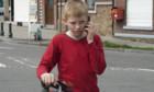 Bilder: Der Junge mit dem Fahrrad
