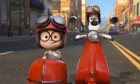 Pictures: Mr. Peabody & Sherman