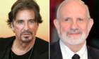 Al Pacino und Brian De Palma im «Happy Valley»