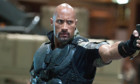 Dwayne «The Rock» Johnson in «The Janson Directive»