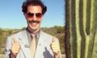 «Borat» vs. Kasachstan