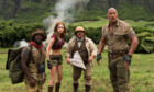 Photos: Jumanji: Bienvenue dans la Jungle