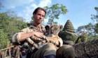 Guy Pearce nimmt es in «Two Brothers» mit Tigern auf