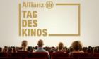 5.- für das Vergnügen auf Grossleinwand: Der «Allianz Tag des Kinos» macht's möglich!