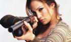 Jennifer Lopez mit Jason Statham in «Parker»