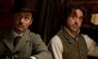 Le tournage de Sherlock Holmes 3 s'annonce pour 2016
