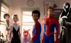 Bilder: Spider-Man: A New Universe