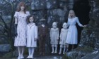 Pictures: Miss Peregrine's Home for Peculiar Children