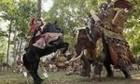 Les éléphants d'«Alexandre» à la rescousse