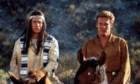 Ein Apache in der Patsche