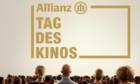 Allianz Tag des Kinos: Mit 3 Freunden 1 Jahr lang gratis ins Kino