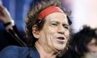 Keith Richards bleibt Papa von Johnny Depp