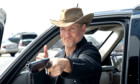 Woody Harrelson doch kein «Good Cop»?