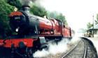 «Hogwarts Express» zerstört