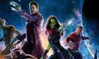 Movie Charts 2014: Guardians of the Galaxy!