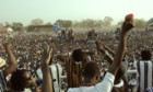 Pictures: An African Election