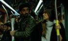 Photos: Un tramway à Jérusalem