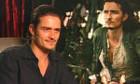 Orlando Bloom: «Es ist grossartig, mit Johnny Depp zusammenzuarbeiten.»