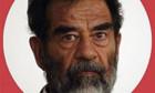 Sacha Baron Cohen erklärt Saddam Hussein den Krieg