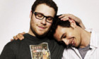 James Franco und Jonah Hill in Seth Rogans Regie-Debüt