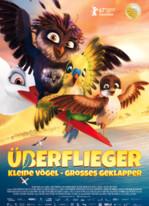 Überflieger - Kleine Vögel, grosses Geklapper