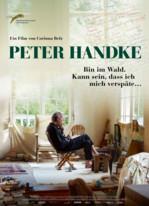 Peter Handke: Bin im Wald. Kann sein, dass ich mich verspäte...