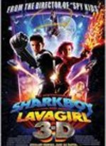 The Adventures of Shark Boy & Lava Girl