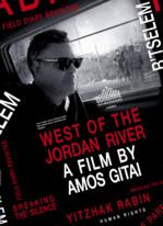 West of the Jordan River
