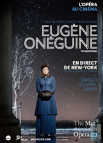 MET Opera: Eugène Onégin