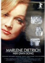 Marlene Dietrich, Her Own Song