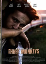 Drei Affen - Nichts hören - nichts sehen - nichts sagen
