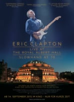 Eric Clapton: Live at the Royal Albert Hall