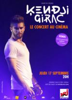 Kendji Girac - Au cinéma