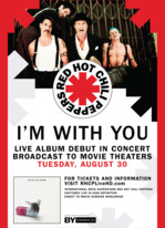 Red hot chili peppers im with you mp3 download