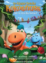 Der kleine Drache Kokosnuss –Auf in den Dschungel!