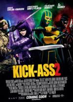 Kick-Ass 2: Balls to the Wall