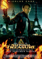 National Treasure - Benjamin Gates et le livre des secrets