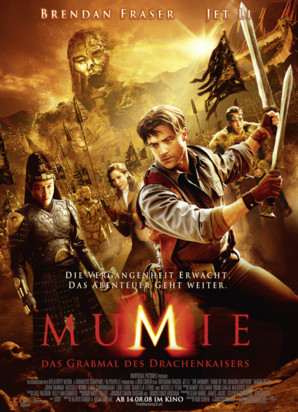Film La Momie 3 La Tombe De L Empereur Dragon Cineman Streaming Guide