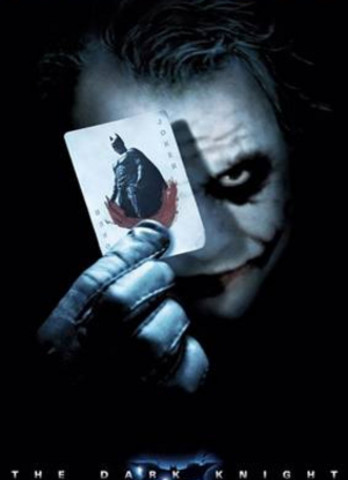 Le chevalier noir - The Dark Knight