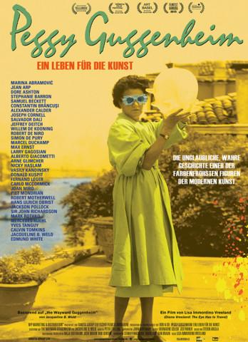 Peggy Guggenheim - Ein Leben für die Kunst