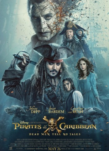 Pirates of the Caribbean: Salazar's Rache