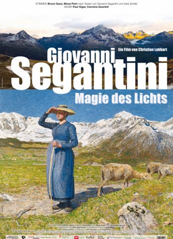 Giovanni Segantini - Magie de la lumière