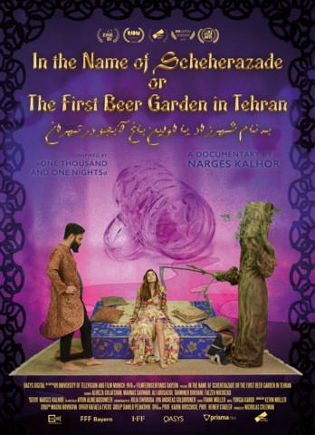 In the Name of Scheherazade or the First Beer Garden in Tehran