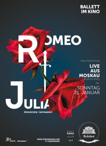 Bolschoi: Romeo und Julia