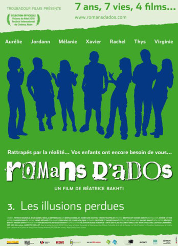 Romans d'ados 3: Les illusions perdues