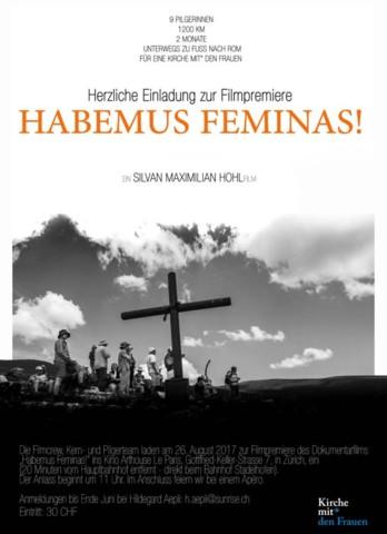 Habemus Feminas!