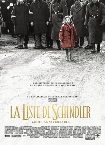La liste de Schindler (25 Years)