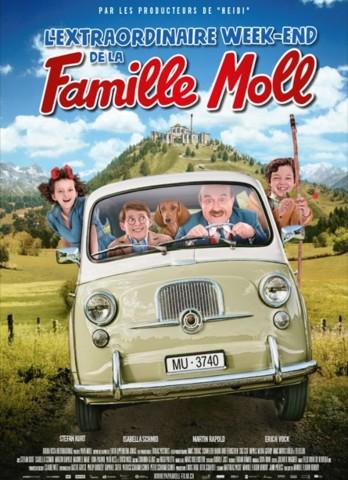 L'extraordinaire week-end de la famille Moll